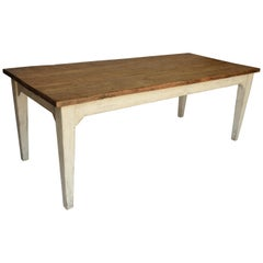 French Provencial Farm Table