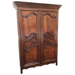 French Provencial Style Armoire by Ralph Lauren