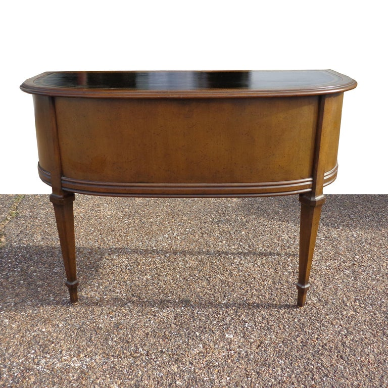 20th Century French Provencial Writing Desk by Sligh Furniture For Sale