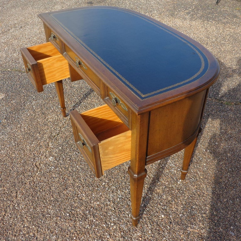 French Provencial Writing Desk by Sligh Furniture For Sale 1