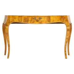 French Provincial Console