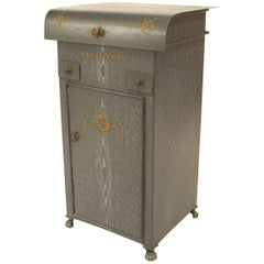 French Provincial Tole Washstand