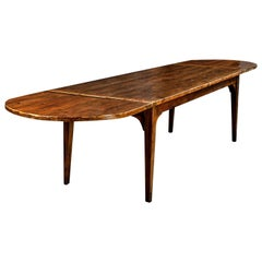 French Provincial Pine Farm Table