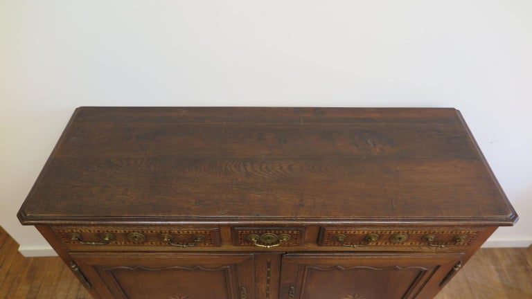 French Provincial Sideboard For Sale 6