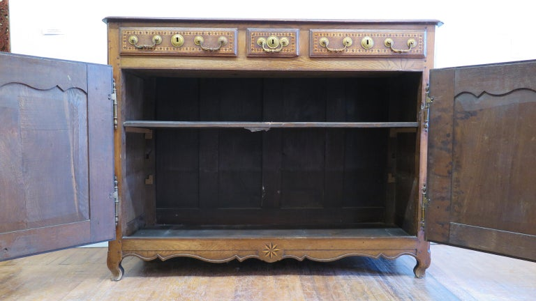 French Provincial Sideboard For Sale 7