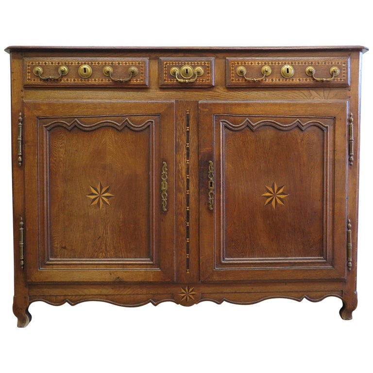 French Provincial Sideboard For Sale