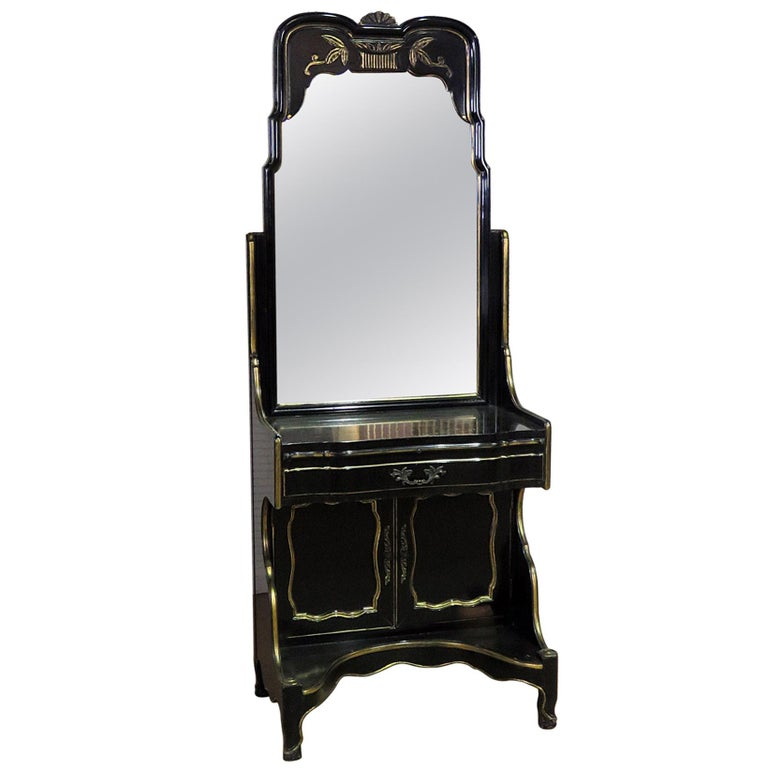 French Provincial Style Vanity by Ruder For Sale