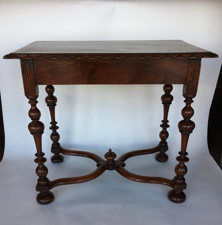 French Provincial Table For Sale 1