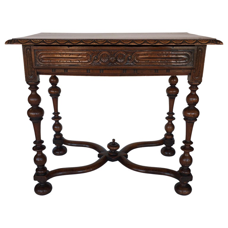 French Provincial Table For Sale