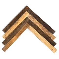 French Reclaimed Solid Wood Oak, France