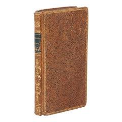 French Religious Book, Meditations et Sentiments sur La Sainte Communion, 1847