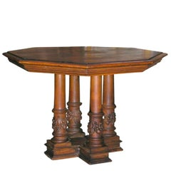 French Renaissance Table