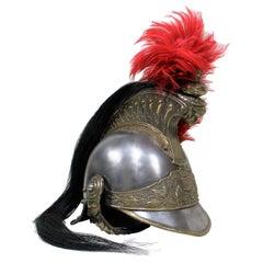 French Republican Guard of the City of Paris Cuirassier Helmet