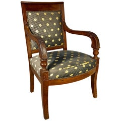 French Restauration Period Armchair