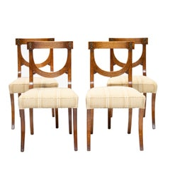 French Restoration Side Chairs