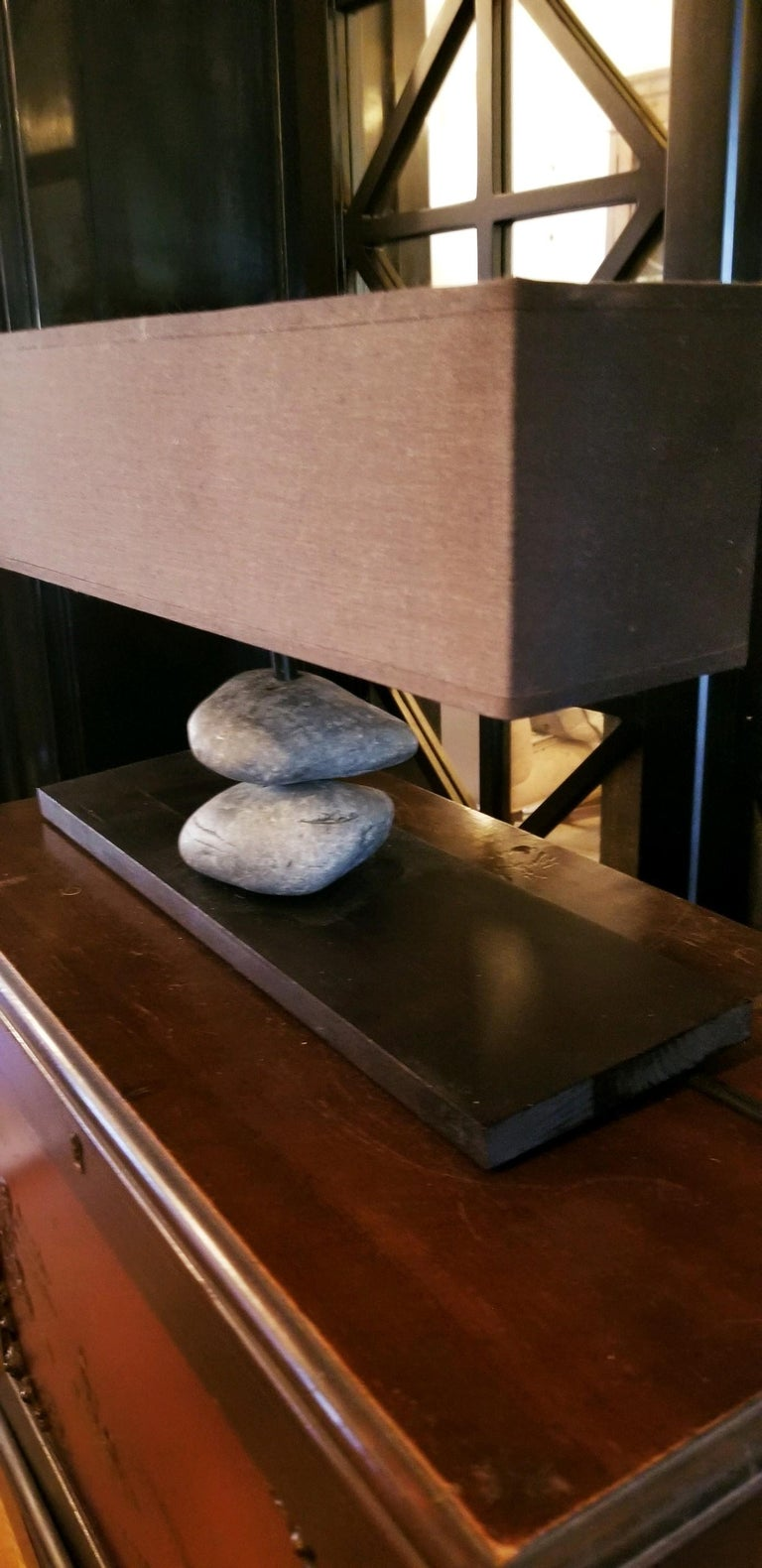 French Rock Lamp For Sale 1