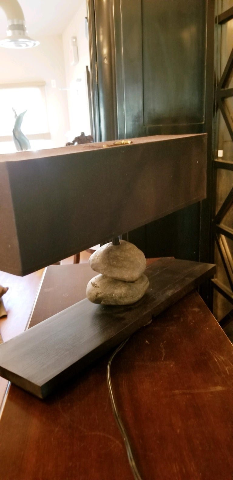 French Rock Lamp For Sale 2