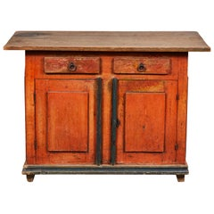 French Rustic Sideboard