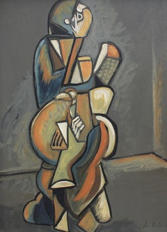 Standing Abstract Figure