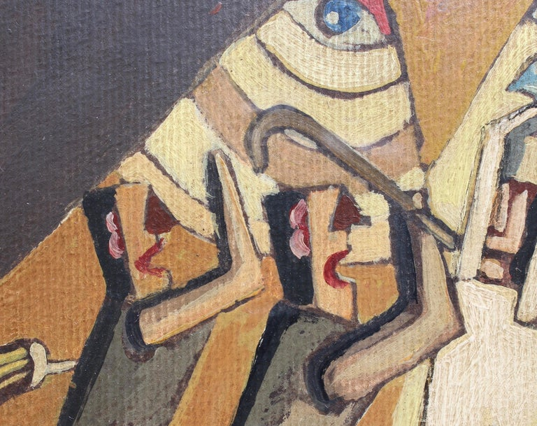 'The Eye' by F. DuParc For Sale 7