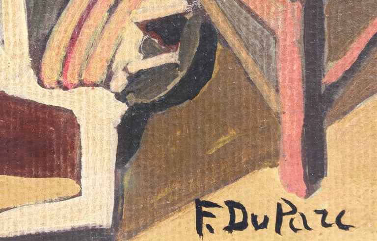 'The Eye' by F. DuParc For Sale 15