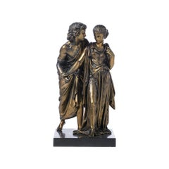 French Sculpture 19th Century Bronze