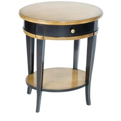 French Seidel Bedside Table, 20th Century
