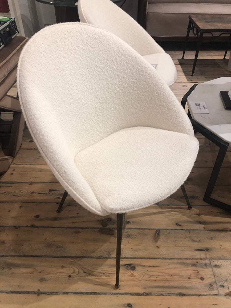 French Side Chairs In Good Condition In New York, NY