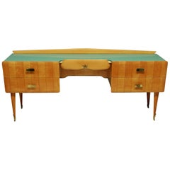 French Sideboard or Dressing Table in Bois De Citronnier
