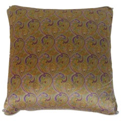 French Silk Pillow, Down Filled