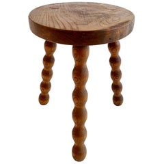 French Spiral Stool