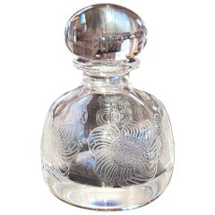 French St Louis Perfume Bottle