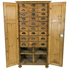 French Storage Cupboard