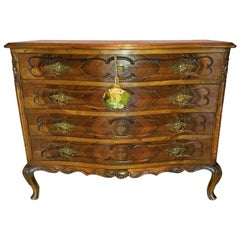 French Style Commode or Chest of Drawers, 20th Century