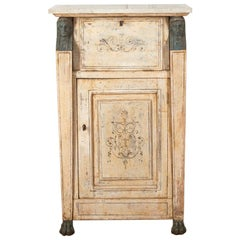 French Style Side Cabinet