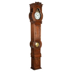 French Tall Case Clock or Horloge de Parquet