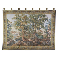French Tapestry of Landscape