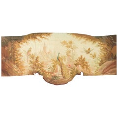 French Tapestry Panel, circa 1830