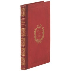 French Travel Guide Book La Suisse Pittoresque by Paul Fribourg, 1881