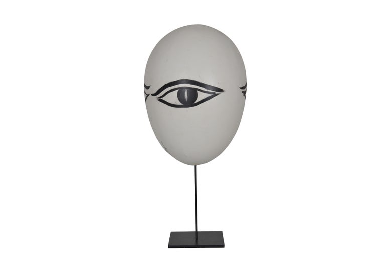 20th Century French Vintage Egg Object, circa 1970 For Sale