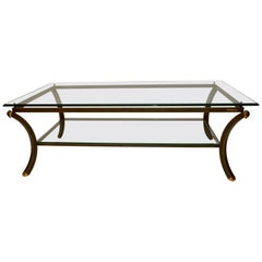 French Vintage Pierre Vandel Coffee Table