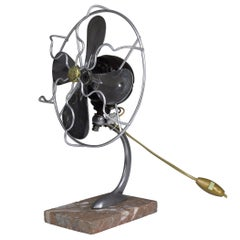 French Vintage Ventilator by Calor, 1940s
