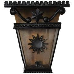 French Wall Lantern / Sconce, Origin France, circa 1860