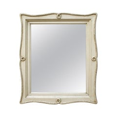 French Wall Mirror by Emile Bouche, circa 1950