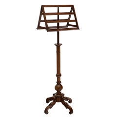 French Walnut 19th Century Lectern