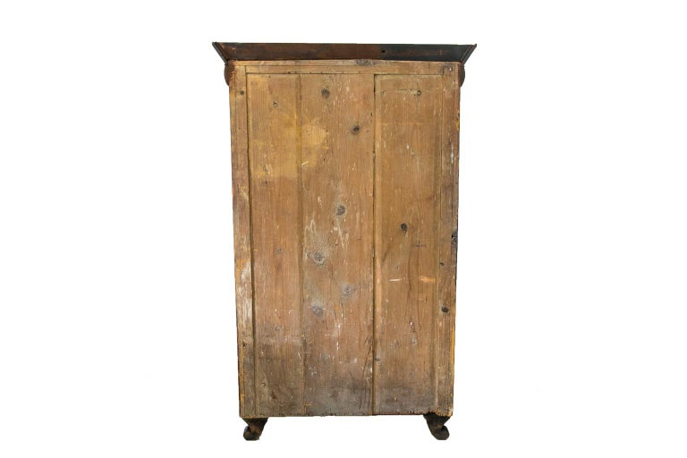 French Walnut Bookcase For Sale 7
