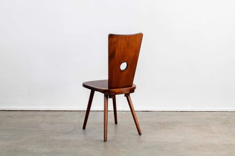 French Walnut Chair For Sale 6