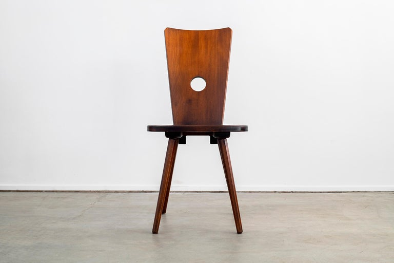 French Walnut Chair For Sale 7
