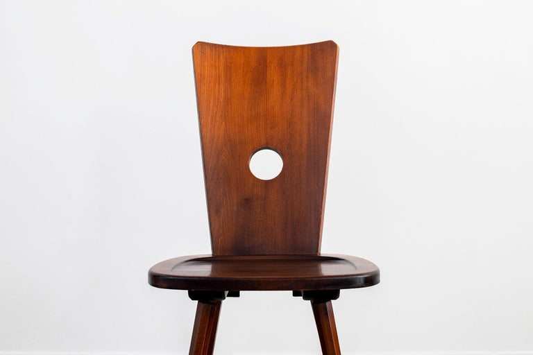 French Walnut Chair For Sale 8