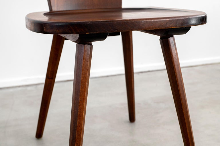 French Walnut Chair For Sale 10
